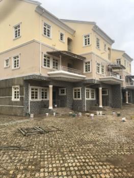 Top Notch 4 Bedroom Duplex, Jahi, Abuja, Terraced Duplex for Rent