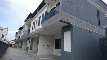 Newly Builtluxury 4 Bedroom Terraced Duplex with Excellent  Facilities, Ilasan, Lekki, Lagos, Terraced Duplex for Sale