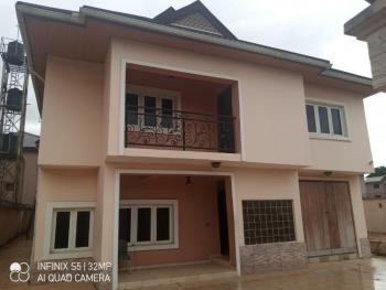 5 Bedrooms Duplex with 2 Bedrooms Flat, Ajao Estate, Off International Airport Road, Isolo, Lagos, House for Sale