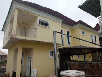 Very Clean 4 Bedroom Semi Detached Duplex with a Bq, Crown Estate, Sangotedo, Ajah, Lagos, Semi-detached Duplex for Rent