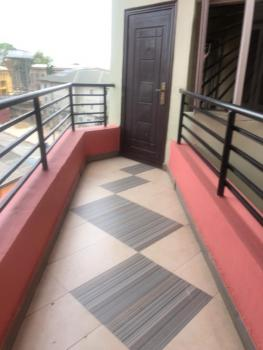 One Room Self Contained Bq + Balcony in a Serviced Estate ( Upstairs), Lavender Court, Off Herbert Macaulay Way, Yaba, Lagos, Self Contained (single Rooms) for Rent