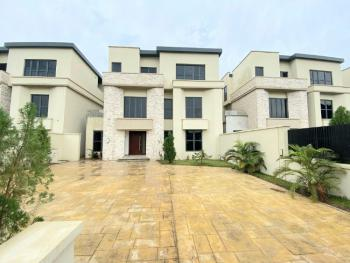 Contemporary 5 Bedroom Detached Duplex with 24hrs Electricity, Katampe Main, Lugbe District, Abuja, Detached Duplex for Sale