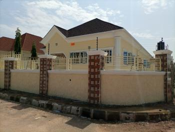 a Newly Built 3 Bedroom Bungalow, Redeemer Estate, Lugbe District, Abuja, Detached Bungalow for Sale