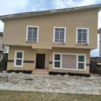 4 Bedrooms Duplex, Off Monastry Road, Behind Shoprite, Sangotedo, Ajah, Lagos, Detached Duplex for Rent