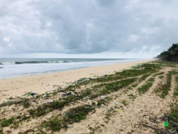 Ocean View Commercial Land with Amazing Estate Plan, Strategically Located and Highly Profitable Commercial Ocean View Land, Eleko, Ibeju Lekki, Lagos, Commercial Land for Sale