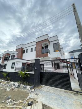 4 Bedroom Semi-detached Duplex !!!, By Jubilee Bridge, Ajah, Lagos, Semi-detached Bungalow for Sale