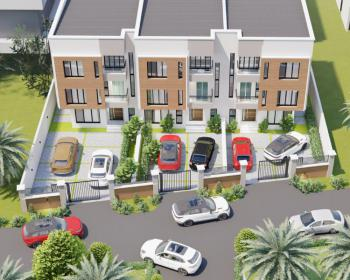 Off Plan 4 Bedrooms Terrace Duplex, Ramat, Gra, Ogudu, Lagos, Terraced Duplex for Sale