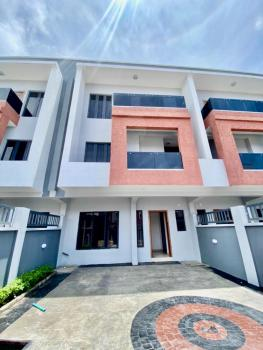 Exquisitely Finished & Fully Serviced 4 Bedrooms Semi-detached with Bq, Ikate, Lekki, Lagos, Semi-detached Duplex for Rent