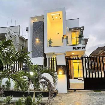 5 Bedroom Detached Duplex, Jakande, Osapa, Lekki, Lagos, Detached Duplex for Sale