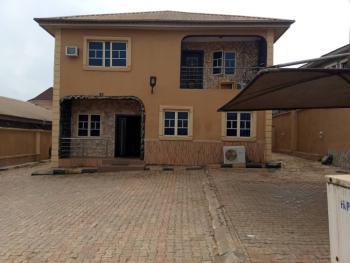 5 Bedroom Duplex with Bq, Shagari Estate, Egbeda, Alimosho, Lagos, Detached Duplex for Sale