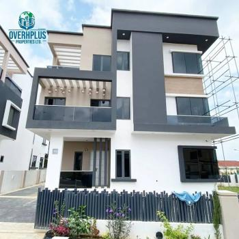 Contemporary Luxury 5 Bedroom Detached Duplex with Swimming Pool, Katempe Road, Diplomatic Zones, Abuja, Detached Duplex for Sale