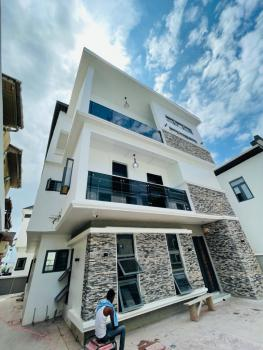 7 Bedroom Fully Detached with 2 Room Bq,2 Kitchen and a Long Drive, Gra, Ikota, Lekki, Lagos, Detached Duplex for Sale