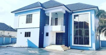 Newly Built 4 Bedroom Duplex with Bq, Gate House and Electricity, Royal Avenue Estate Off Peter Odili Road, Port Harcourt, Rivers, Detached Duplex for Sale