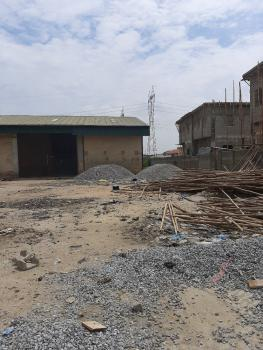 30,000 Sq. Feet Warehouse with Offices & Adequate Parking, Ago Palace, Isolo, Lagos, Warehouse for Rent