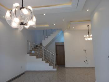 5 Bedroom Fully Detached Duplex with Penthouse and Bq, Lekki Palm Estate Opposite Thomas Estate, Ajah, Lagos, Semi-detached Duplex for Sale