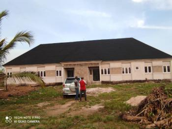 4 Bedrooms Bungalow on 3300sqm, Behind Shelter, Antique Extension, Along Airport Road, Ibesikpo-asutan, Akwa Ibom, House for Sale