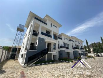 a Contemporary Town House with Cool Features, Asokoro District, Abuja, Terraced Duplex for Sale