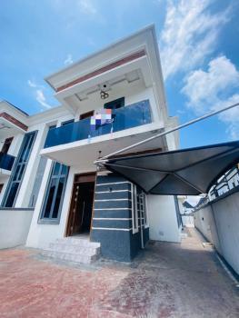 4 Bedrooms Semi Detached Duplex with B/q, Chevron Alternative, Lekki, Lagos, Semi-detached Duplex for Rent
