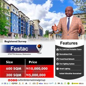 Plots of Landed Property, 6th/7th Avenue, Extension, Festac, Amuwo Odofin, Lagos, Residential Land for Sale