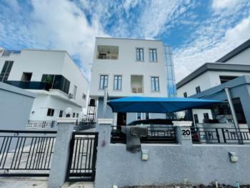 Furnished 5 Bedroom Fully Detached Duplex with a Room Bq, Victory Park Estate, Osapa, Lekki, Lagos, Detached Duplex for Sale
