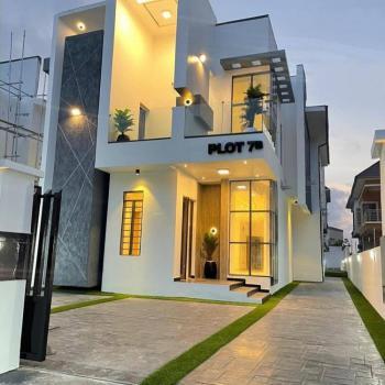 Luxury 5 Bedroom Fully Detcached Duplex, Ologolo, Lekki, Lagos, Detached Duplex for Sale
