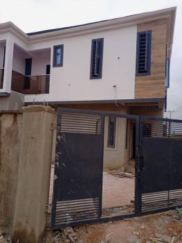 Newly Built 4 Bedroom Semi Detached Duplex Available, Gra Phase 1, Magodo, Lagos, Semi-detached Duplex for Sale