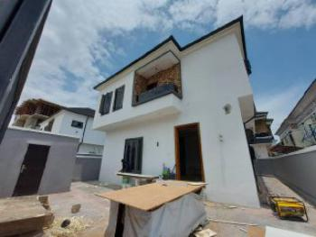 Newly Finished 4 Bedrooms Fully Detached House with One Room Bq, Idado, Lekki, Lagos, Detached Duplex for Rent