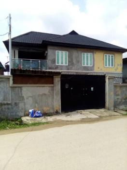 Nice Block of 4 Flats, Off Enitan Road, Aguda, Surulere, Lagos, Block of Flats for Sale