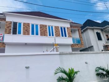 Clean 4 Bedroom Semi Detached Duplex with Bq, Osapa, Lekki, Lagos, Semi-detached Duplex for Rent