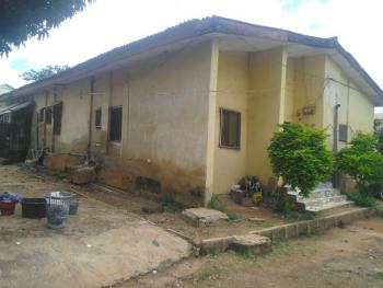 2 Bedrooms Semi Detached and 2 Nos. Self-contained on a 1,000 Sqm Plot., Karu, Abuja, House for Sale