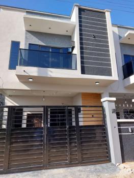 Luxury 3 Bedroom Terrace Duplex with Excellent Facilities, Ajah, Lagos, Detached Duplex for Sale