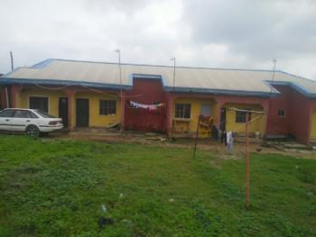5 Nos. 1 Bedroom Flat Sitting on a Land of About 1000sqm (c of O), Karu, Nasarawa, Terraced Bungalow for Sale