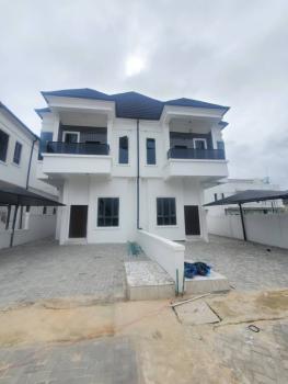 Luxury 4 Bedrooms Duplex in a Serene Environment, Osapa, Lekki, Lagos, Semi-detached Duplex for Rent
