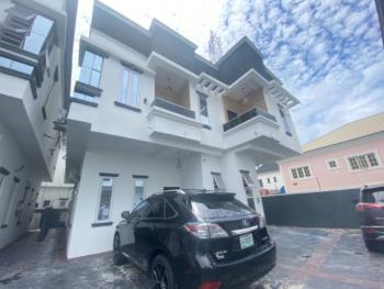 4 Bedroom Semi- Detached Duplex with Excellent Facilities, Chevron, Lekki Phase 1, Lekki, Lagos, Semi-detached Duplex for Sale