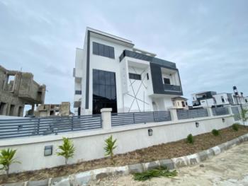 Tastefully Built 5 Bedroom Duplex, Second Toll Gate, Opposite Chevron, Lekki, Lagos, Detached Duplex for Sale