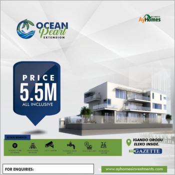 Ocean Pearl Extension Estate, Eleko Inside, Igando Orudu, Ibeju Lekki, Lagos, Mixed-use Land for Sale