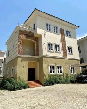 Exclusively Built 5 Bedroom Detached Duplex with Bq, Guzape District, Abuja, Detached Duplex for Rent