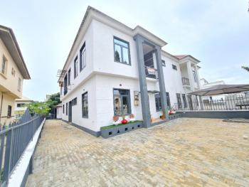 Humongous 5 Bedroom Duplex with 2 Domestic Rooms + 24hrs Light, Oceanbay Estate, By Orchid Road, Chevron Tollgate, Lafiaji, Lekki, Lagos, Semi-detached Duplex for Sale
