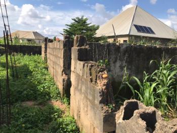 Land with Uncompleted 4 Bedroom Duplex, New Dagbana, Jikwoyi, Abuja, Land for Sale