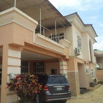 Luxury Built 3 Bedroom Apartment with Air Conditioners, Off Olusegun Obasanjo Way, Wuye, Abuja, Flat for Rent