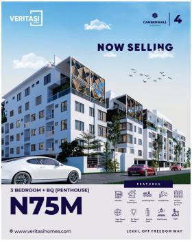 Luxurious 3 Bedroom with Bq Penthouse, Camberwall Advantage 4, Ikate Elegushi, Lekki, Lagos, Detached Duplex for Sale