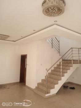 Luxury 4 Bedrooms Terraced Duplex + Bq, Oral Estate, Close to 2nd Toll Gate, Lekki Expressway, Lekki, Lagos, Terraced Duplex for Rent