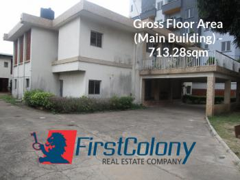 Ample 8 Bedroom Detached House on Large Grounds for Office Use, Off Adetokunbo Ademola Street, Victoria Island (vi), Lagos, Detached Duplex for Rent