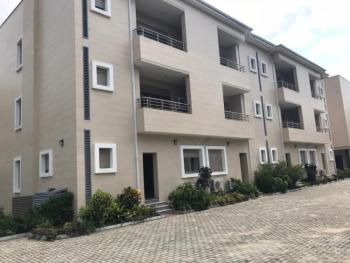 Spacious 3 Bedrooms Terraced House with Study, Off Thompson, Old Ikoyi, Ikoyi, Lagos, Terraced Duplex for Rent