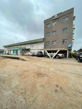 a Large 2 Storey Building and Big Warehouse, Facing Ibadan Express Way, Ibadan, Oyo, Warehouse for Sale