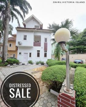 Super Affordable 5 Bedroom Duplex, Oniru, Victoria Island (vi), Lagos, Semi-detached Duplex for Sale