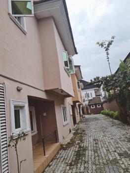 4 Bedroom Terrace Duplex with Spacious Rooms, Osapa, Lekki, Lagos, Terraced Duplex for Sale