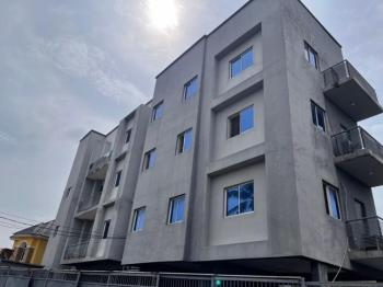 6 Units of 3 Bedroom Flat with 1 Room Bq Each Sitting in a Very Serene, Off College Road, Ogba, Ikeja, Lagos, Block of Flats for Sale