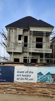 Off-plan 4 Bedroom Fully Detached Serviced Duplex with Bq, Lekki, Lagos, Detached Duplex for Sale