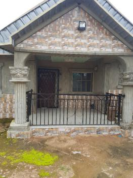 4 Bedrooms Bungalow with Two Units Uncompleted Mini Flat, Ilale Cashew Area, Owo, Ondo, Detached Bungalow for Sale